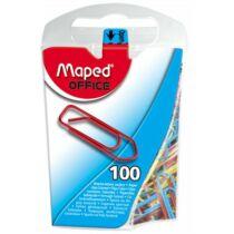 Gemkapocs, 25 mm, MAPED, színes 100