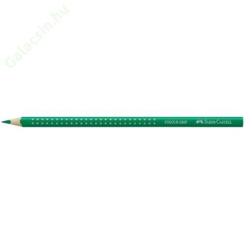 "Színes ceruza, háromszögletű, FABER-CASTELL ""Grip 2001"", zöld"